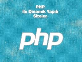 PHP ile Işık Hızında Siteler